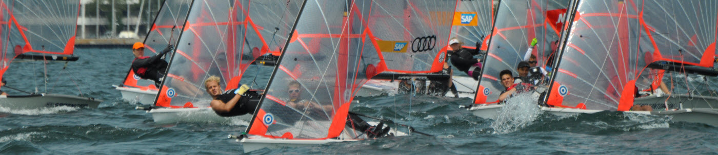 29er Regattatraining Regatta segeln