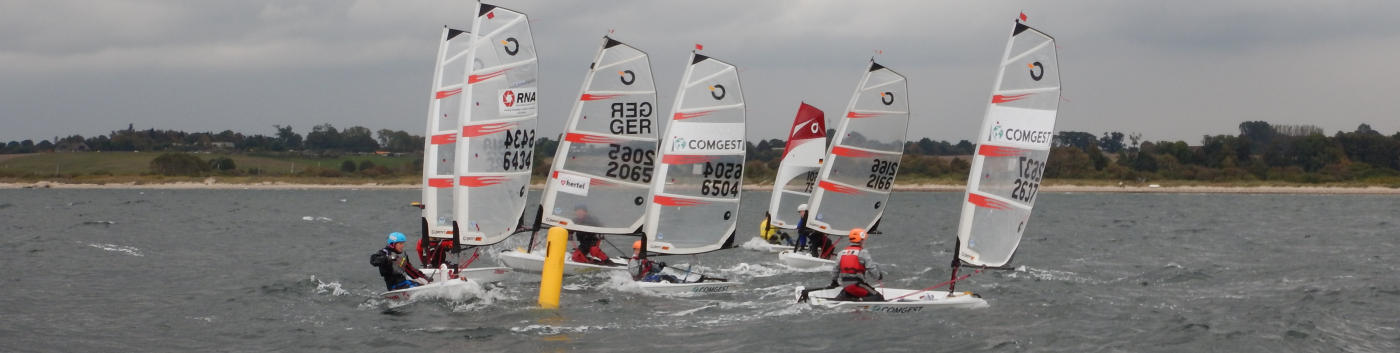 Open BIC Regattatraining Ostsee