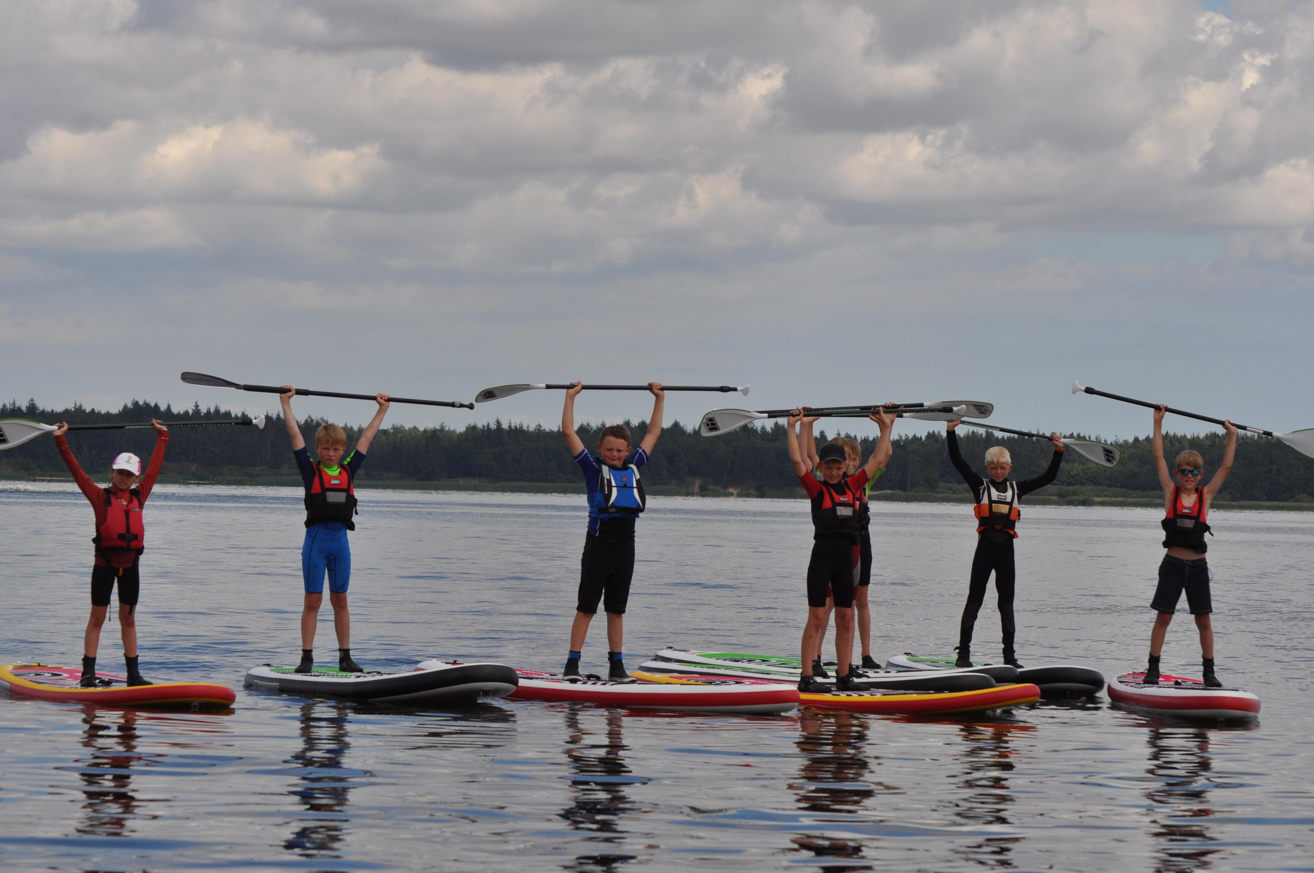 Ostsee Sommer Camp, segeln lernen