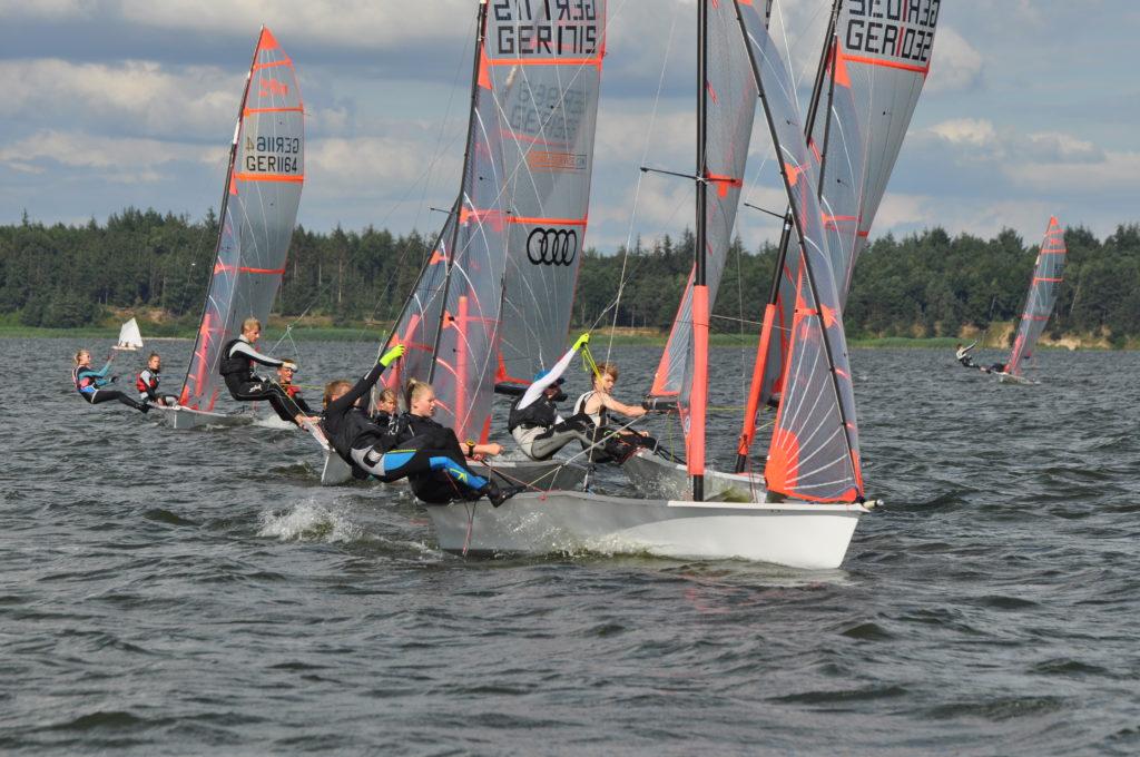Ostsee Kiel 29er segeln