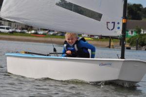 Sommercamp, segeln lernen