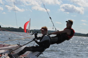29er Sommercamp, segeln lernen