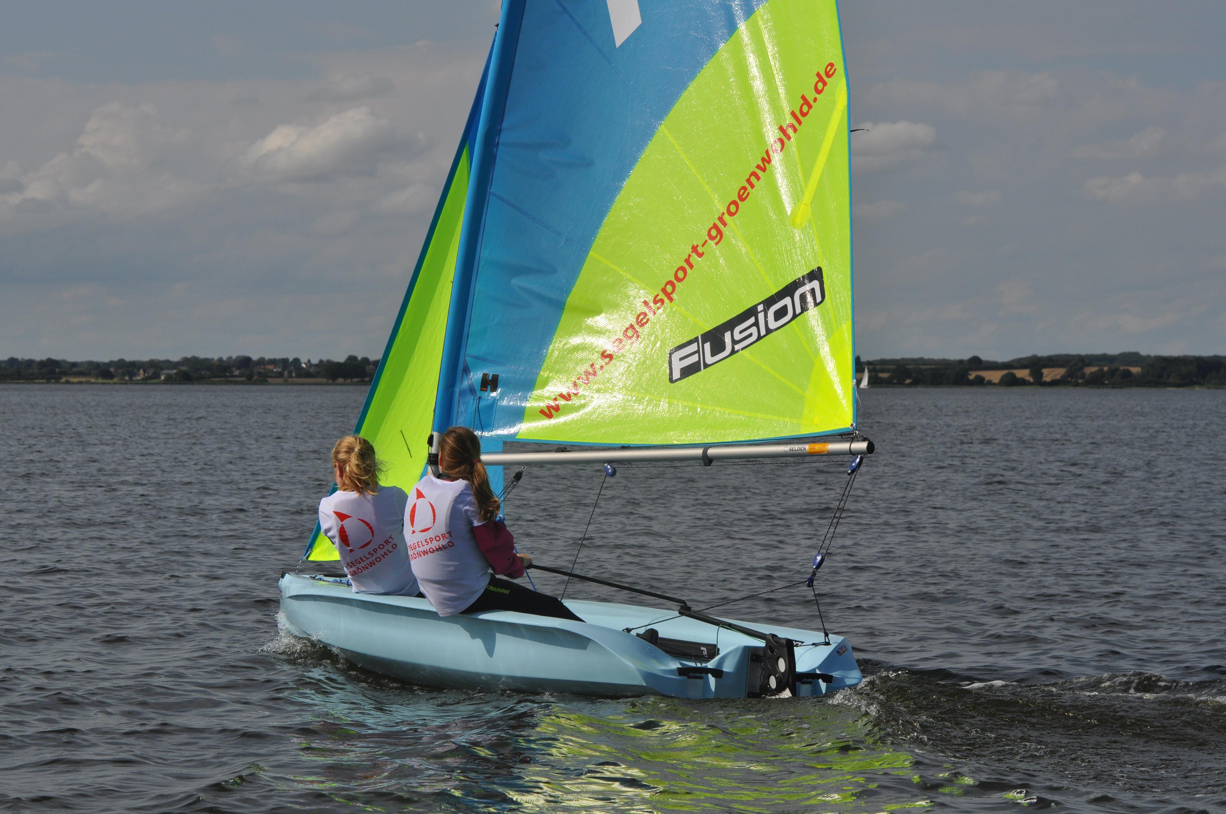 Summercamp Ostsee segeln
