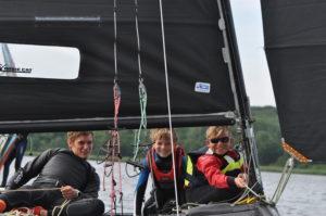 Ostsee Katamaran segeln