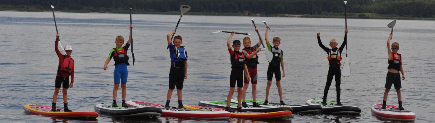 Wassersportcamp Ostsee segeln lernen