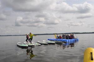 Segelcamp Kiel Ostsee